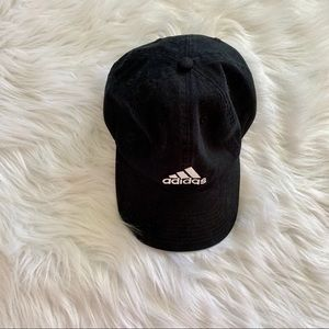 NWOT Black Unisex Men's Women's Adidas Hat Cap